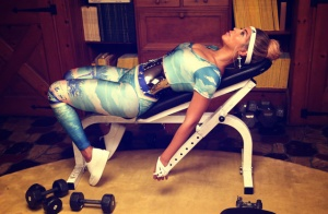 Beyonce-Pretty-Hurts-Wearing-Sportswear-