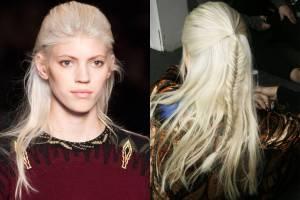 Braids and twists - Etro
